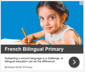French Billngual Primary